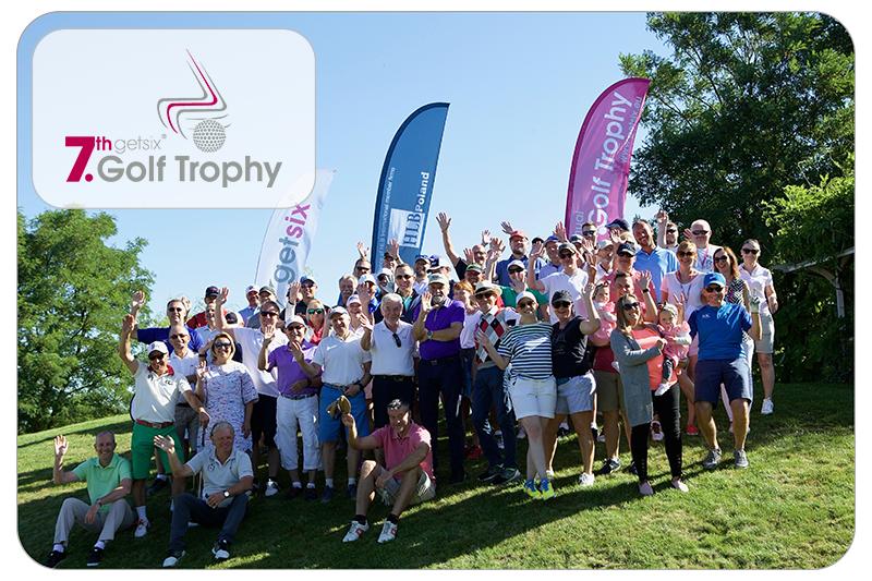 7. getsix Golf Trophy