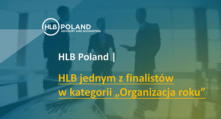 """HLB został nominowany do tytułu """"Organizacja roku"""""""