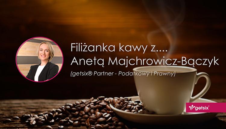 Filiżanka kawy z.... Anetą Majchrowicz-Bączyk
