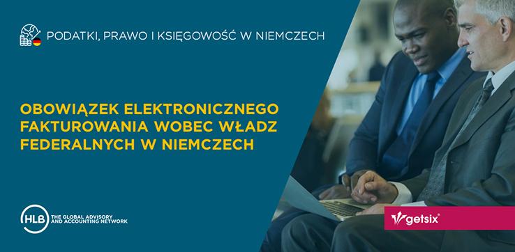 Obowiązek elektronicznego fakturowania wobec władz federalnych w Niemczech