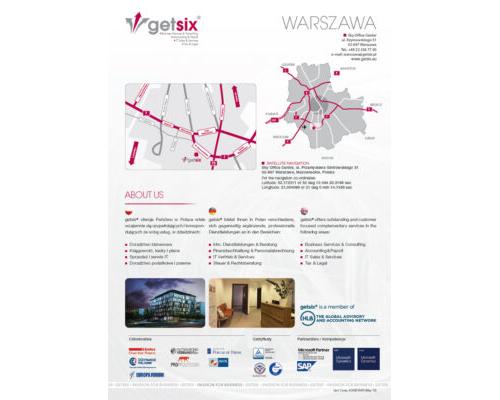 Biuro rachunkowe Warszawa – mapa