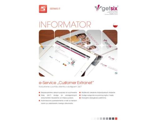 "e-Service ""Customer Extranet"""